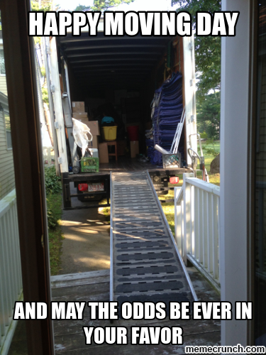 Moving Day Memes