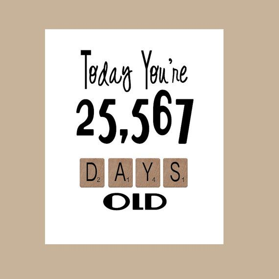 Best 25 70th Birthday Card Ideas On Pinterest DIY