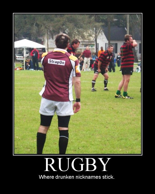 Funny Rugby Memes