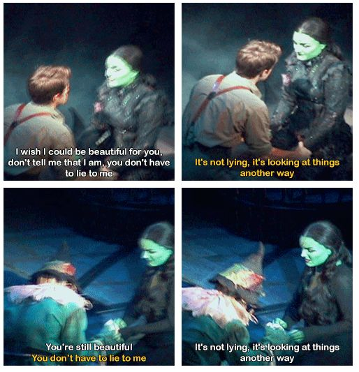 Wicked the musical Memes