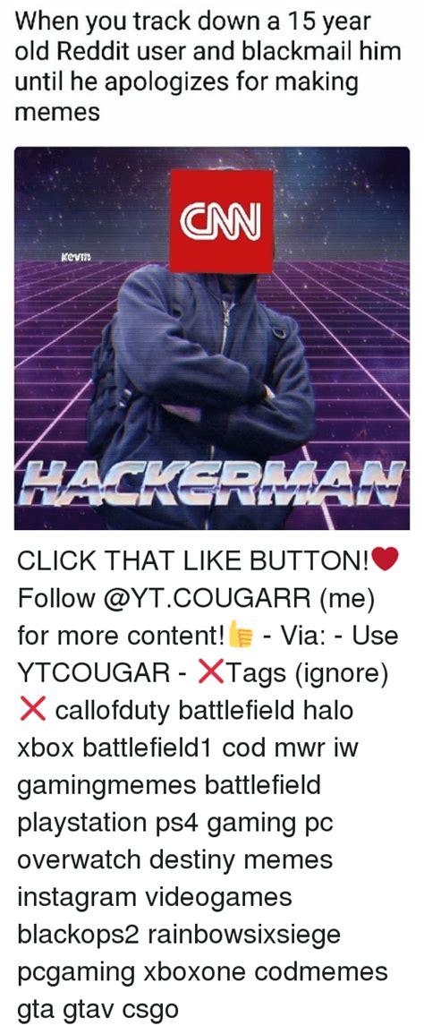 Cnn 15 year old Memes