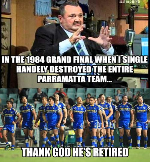 Parramatta Eels Memes