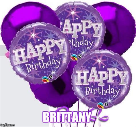 Happy Birthday Brittany Memes