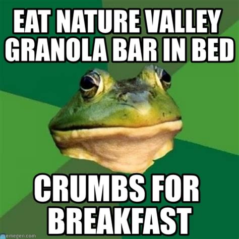 Nature Valley Crumbs Memes