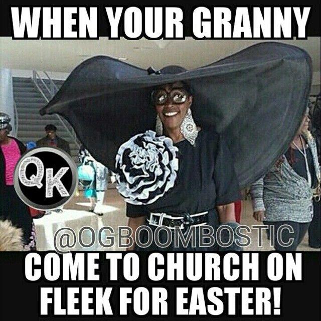 Funny Black Church Memes