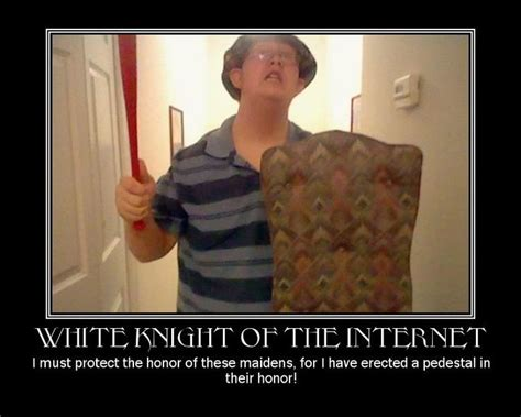 White knight Memes