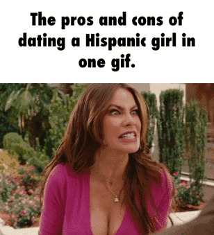 Pros and cons of dating a mexican woman
