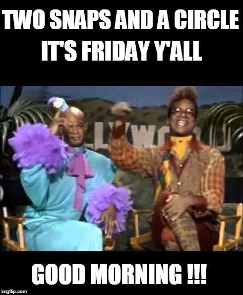 African American Good Morning Memes