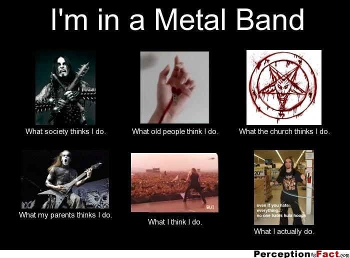 Metal Band Memes Stunning Slam Metal Quotes