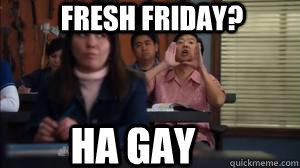 Gay Friday Memes