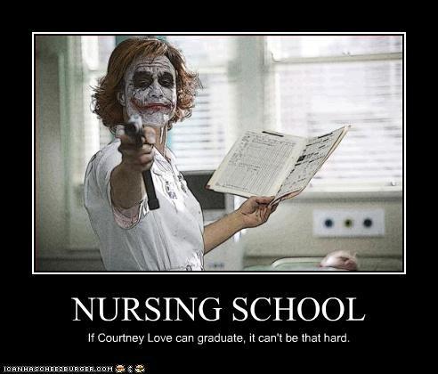 Funny Nursing School Memes