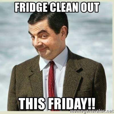 Fridge cleaning Memes