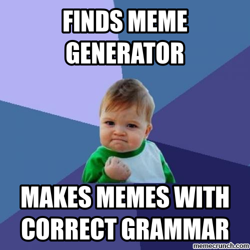 grammar memes