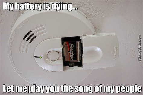 Smoke Detector Memes