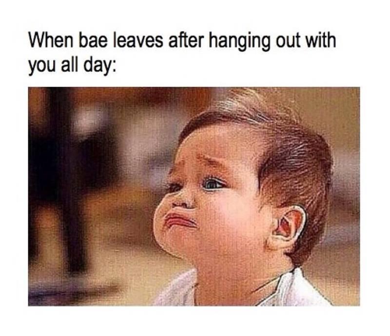flirting memes bae pics funny meme