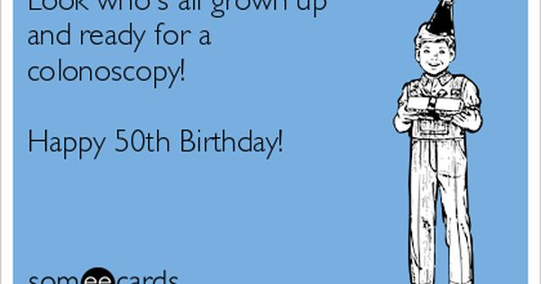 Funny Happy 50th Birthday Images For Him - All You Need Infos