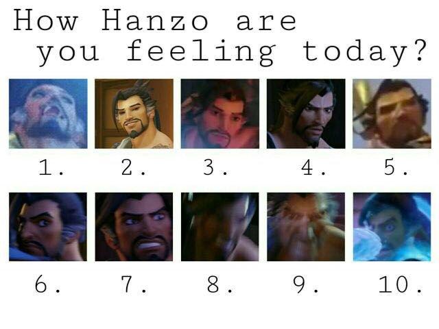 Hanzo Memes