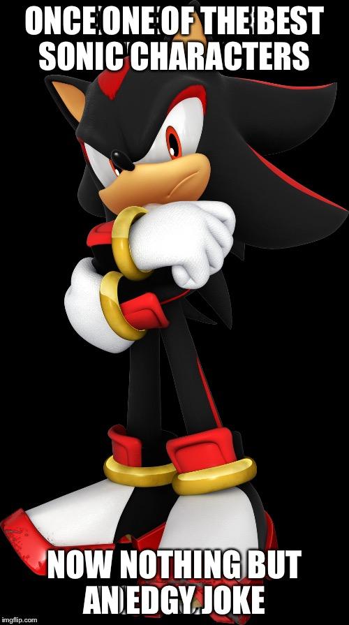 Shadow The Hedgehog Memes