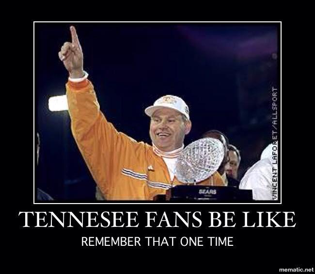 Tennessee Vols Memes