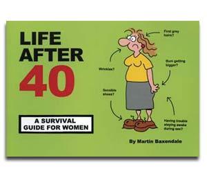 Over 40 Birthday Memes