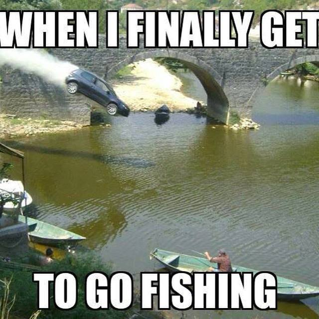 Funny Bass Fishing Memes