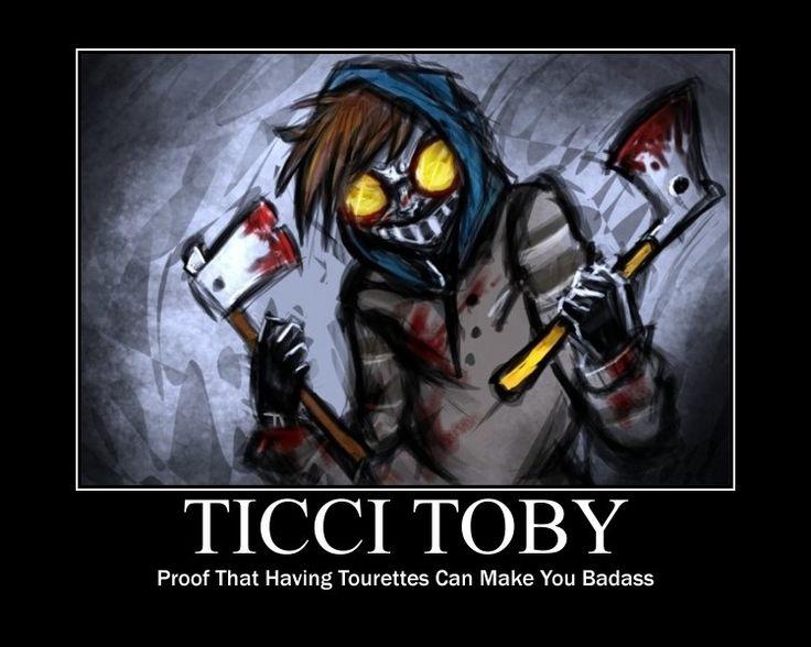 Ticci toby Memes