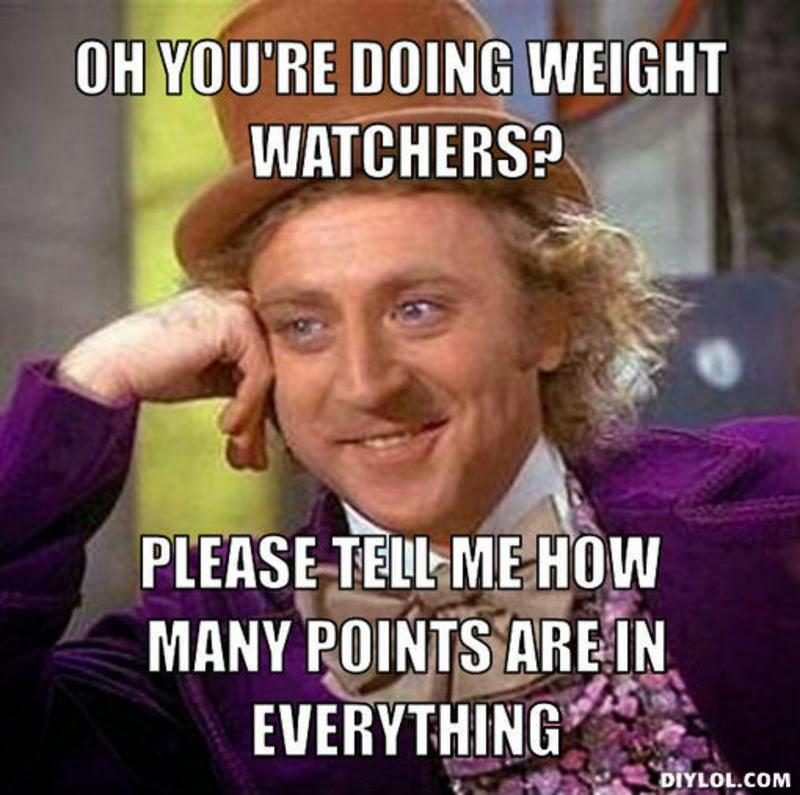 Weight watchers Memes
