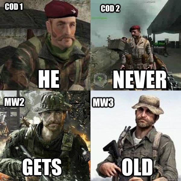 Cod Memes
