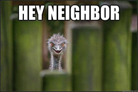 Neighbors Memes