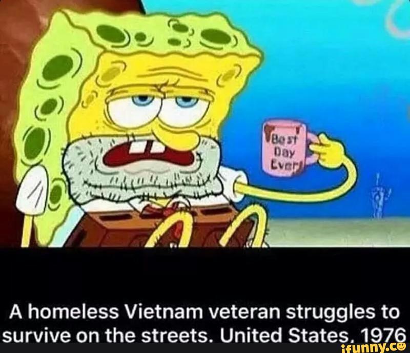 Spongebob War Memes
