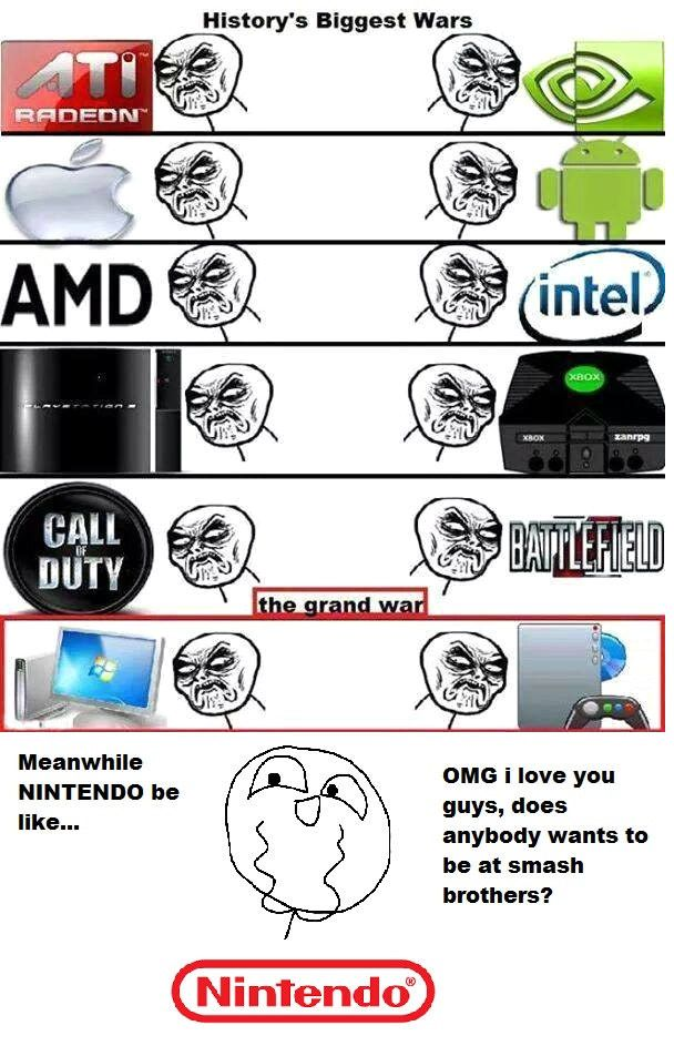 Amd Memes