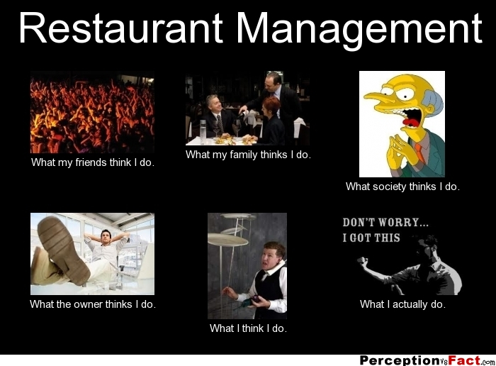 Funny Restaurant Manager Memes