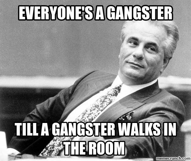 gangster memes