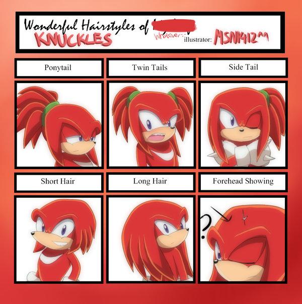 Knuckles Memes