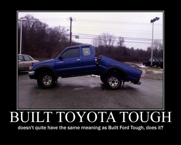 Toyota Tacoma Memes