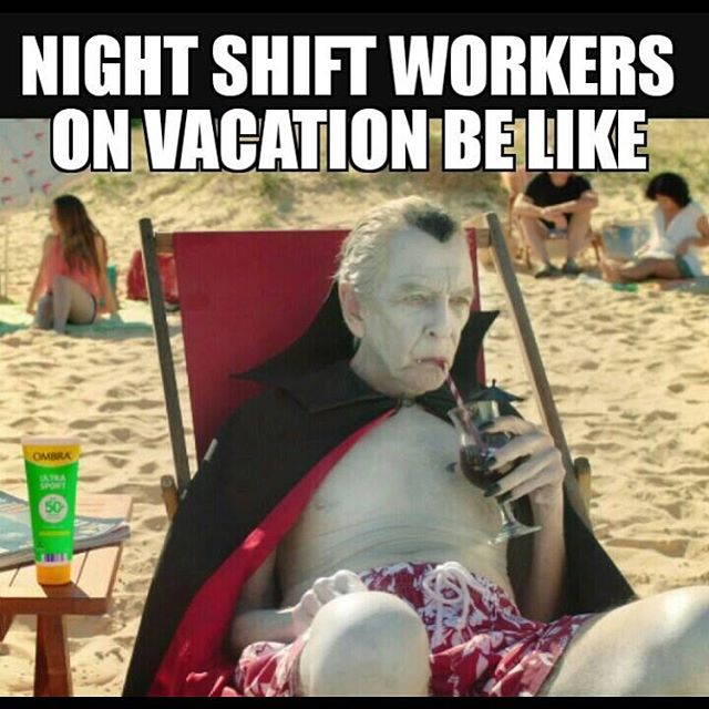 Night Shift Nursing Memes