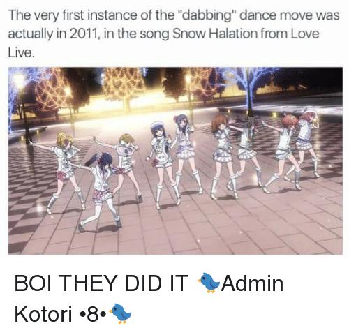 Dab dance Memes