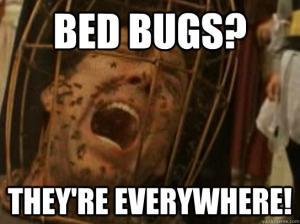 Funny Bed Bug Memes