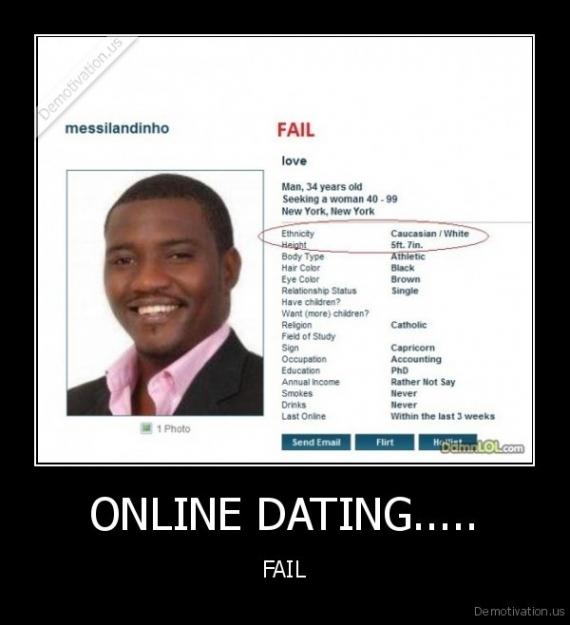 fail op online dating