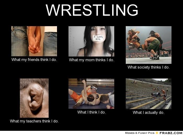 Wrestling Memes