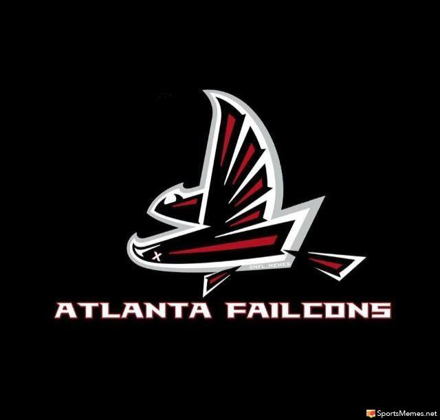 Image result for falcons funny logo
