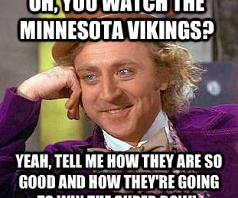 Vikings Suck Memes