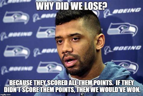 Seahawks losing Memes