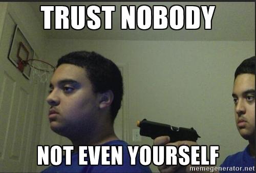 Trust Memes
