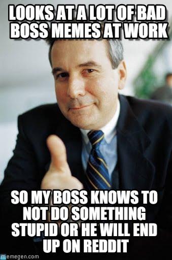 Idiot Boss Memes