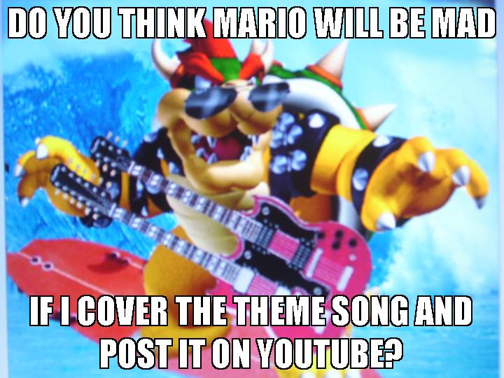Super mario bros Memes