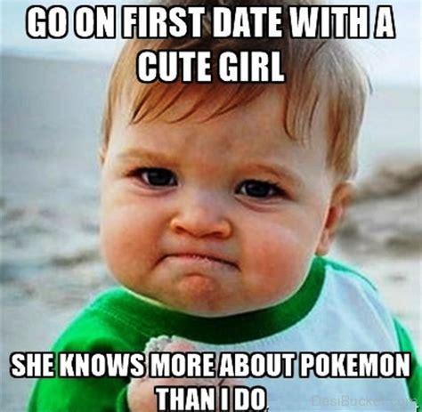 Nervous for a date meme
