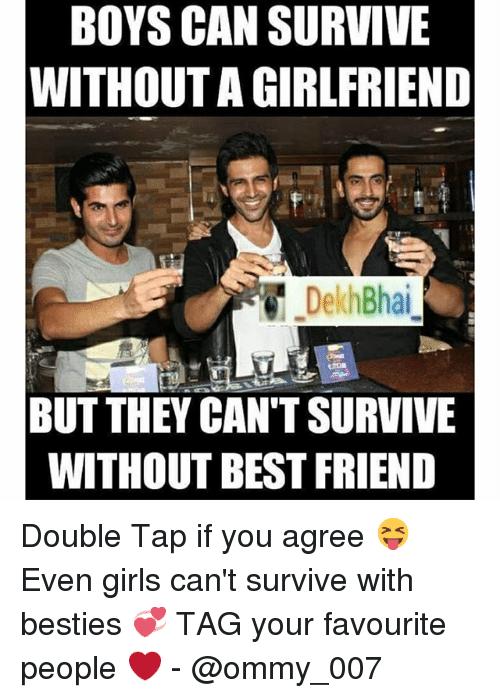 guy and girl best friends meme
