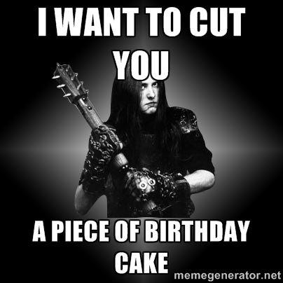 heavy metal birthday memes Heavy metal birthday Memes heavy metal birthday memes