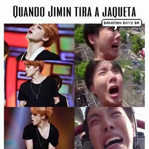 Jimin Memes